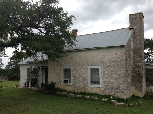Historic Texas Farm House Restoration