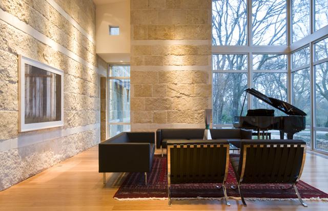 Modern Stone Home, Oklahoma Home Designers, Oklahoma Home Architect, Texas Home Designers, Dallas Texas Modern Architecture Architect Home House Design Designer Firm Firms Company