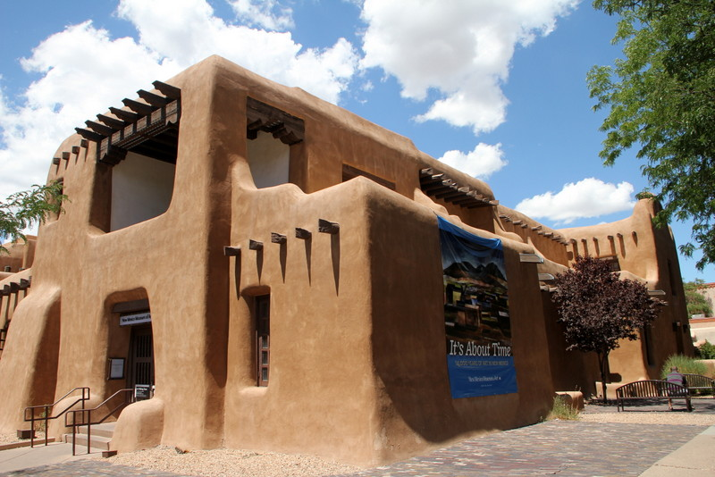 Regional Architecture And Preservation In Santa Fe Nm