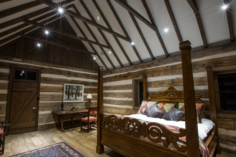 13 Log Cabin Turned into Master Bedroom Dallas TX  and Oklahoma Equestrian Architect Steve Chambers West Texas  Horse Ranch Design13 Log Cabin Turned into Master Bedroom Dallas TX and Oklahoma  . Log Cabin Homes Dallas Tx. Home Design Ideas