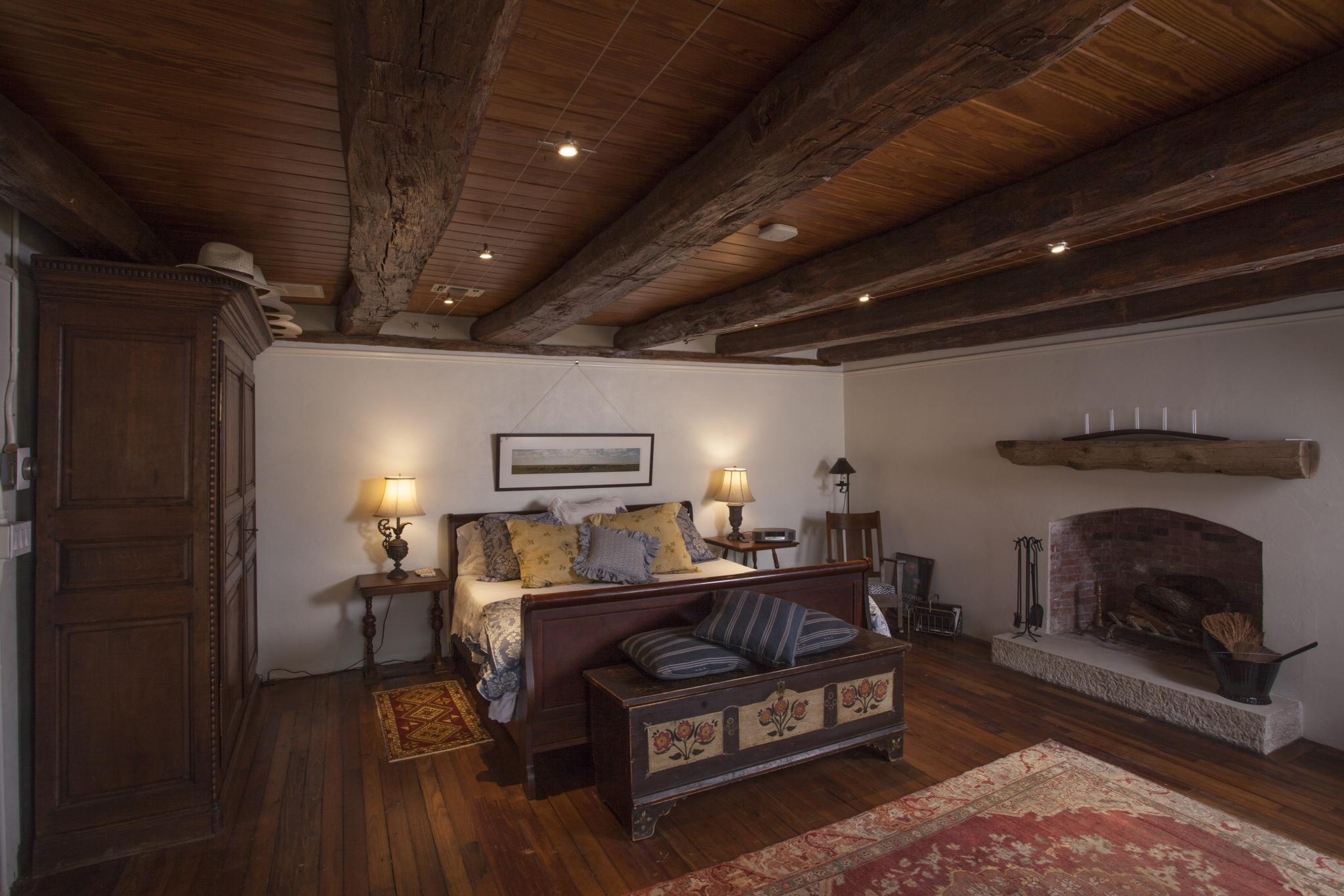 old texas farm house