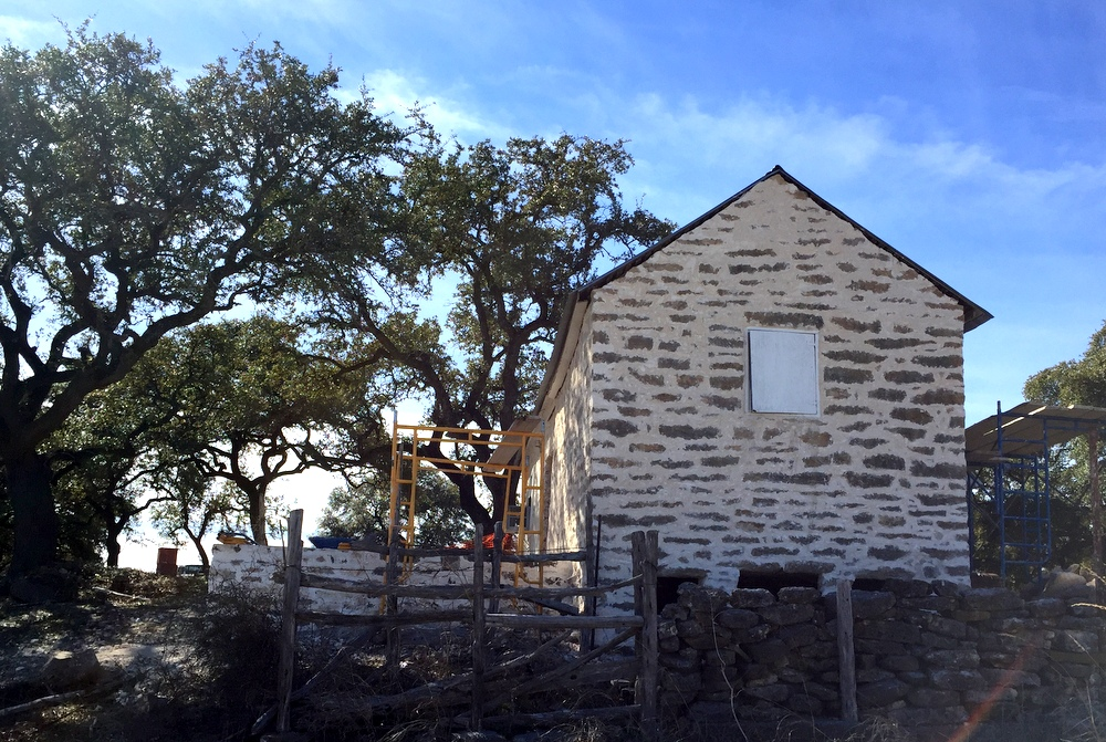 Historic Texas Farmhouse Restoration