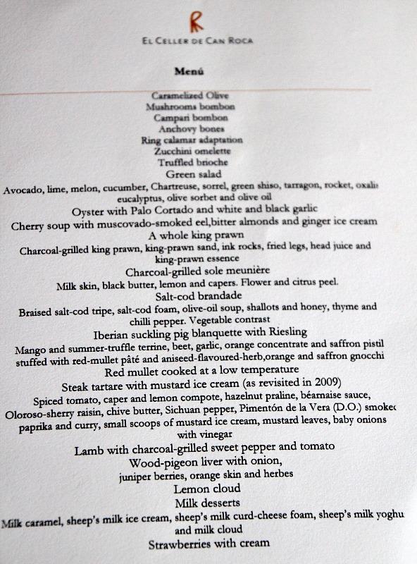 Hell S Kitchen Restaurant Menu