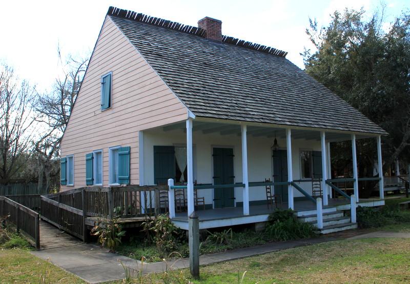 Brilliant Historic Acadian Houses Of Southwest Louisiana Largest Home Design Picture Inspirations Pitcheantrous