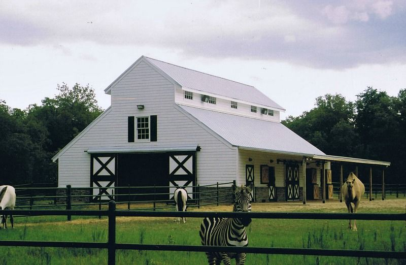 Texas Barn Architect,