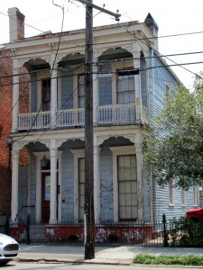 Victorian Balcony With Wood Railing Wooden Porch Siding