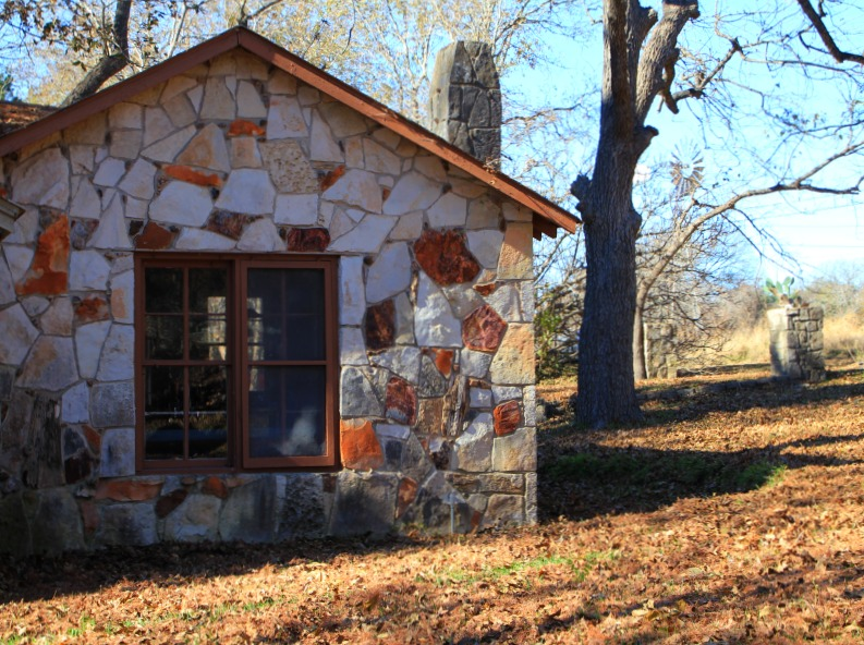 Historic stone cabins swept away in texas hill country flood for Hill country stone