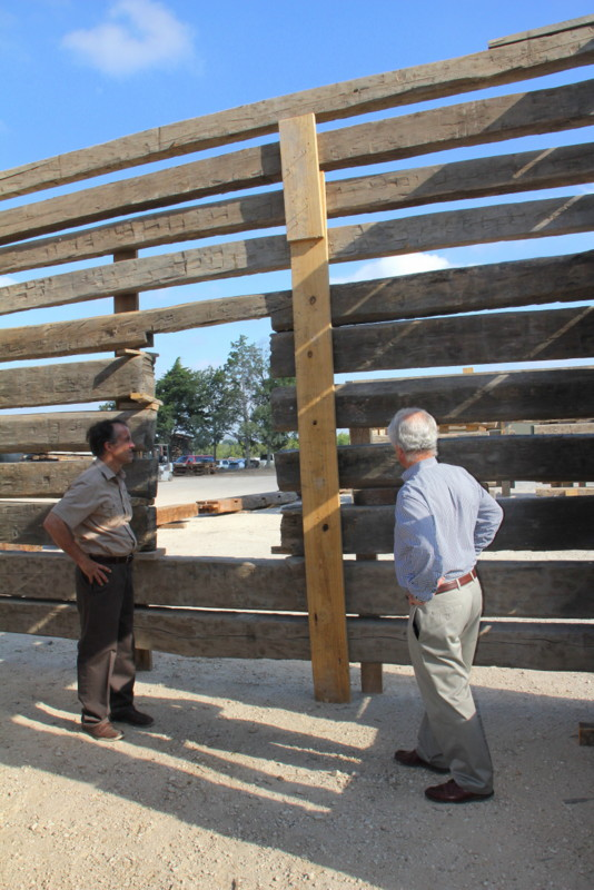 Cutting Horse Ranch Project Integrates Scottish Barn With