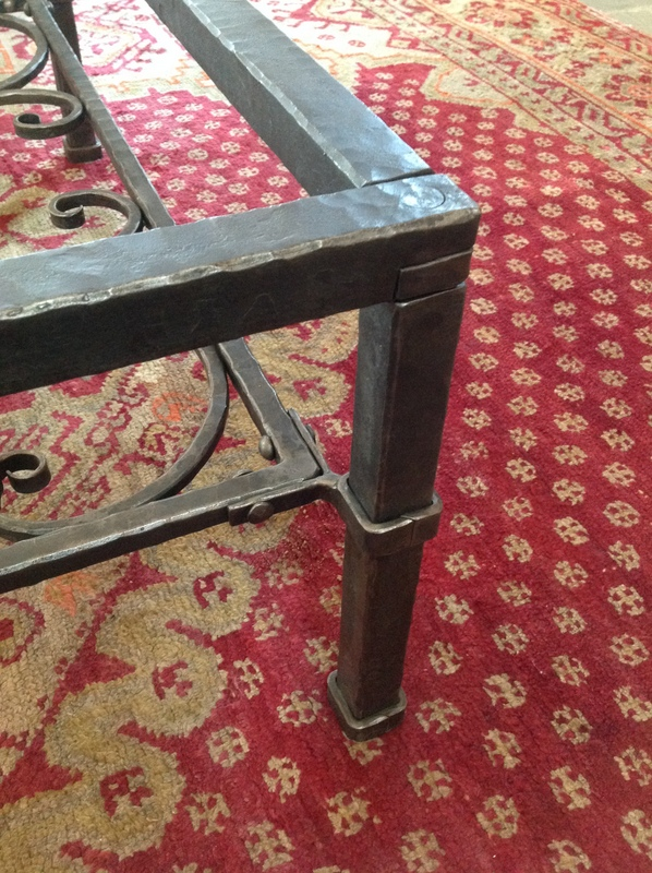 Texas, Oklahoma, Colorado Architect, Steve Chambers. Texas Custom Furniture, Wrought Iron, Interior Design Designer