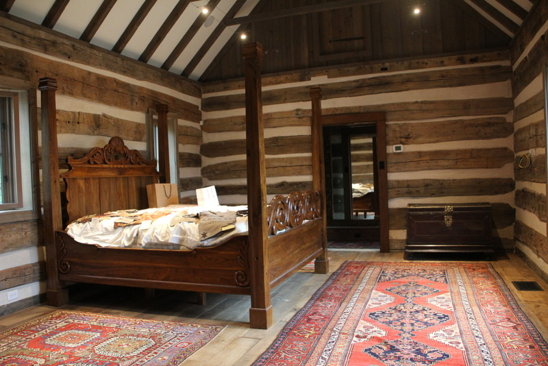 Interior Design And Custom Made Furniture In Texas Ranch
