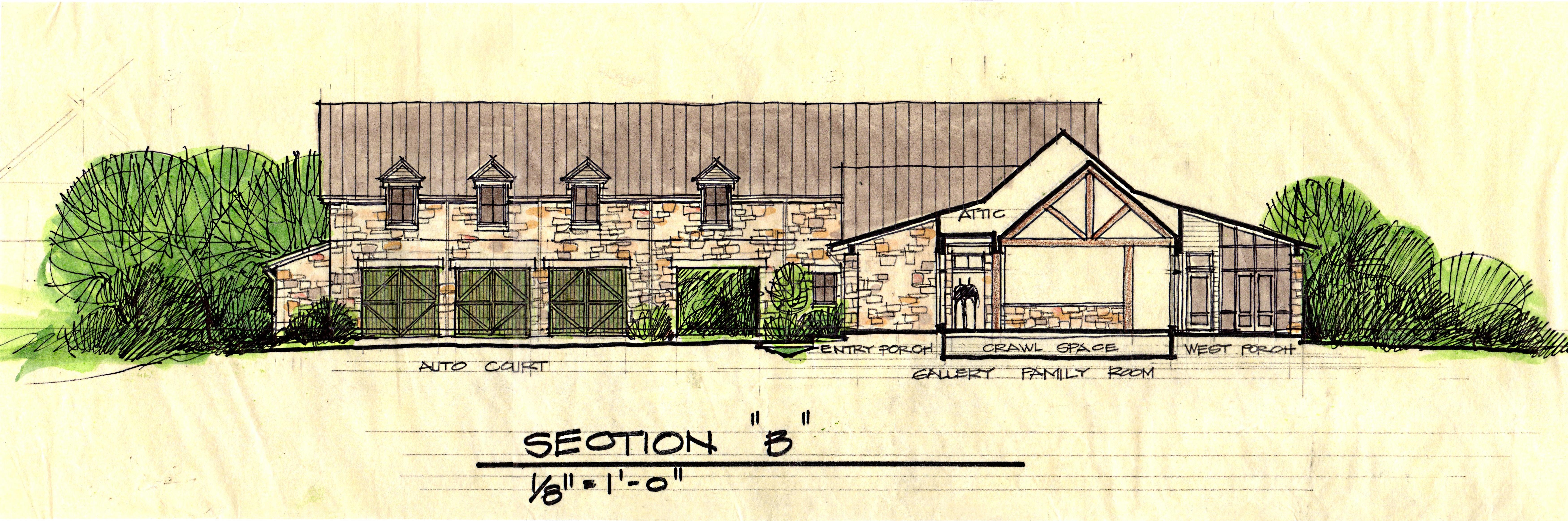 Texas, Colorado and Oklahoma Registered Architect.