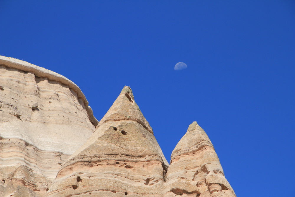 Moon Vacation Destination New Mexico State National Park Parks Canyons Texas Oklahoma Architect
