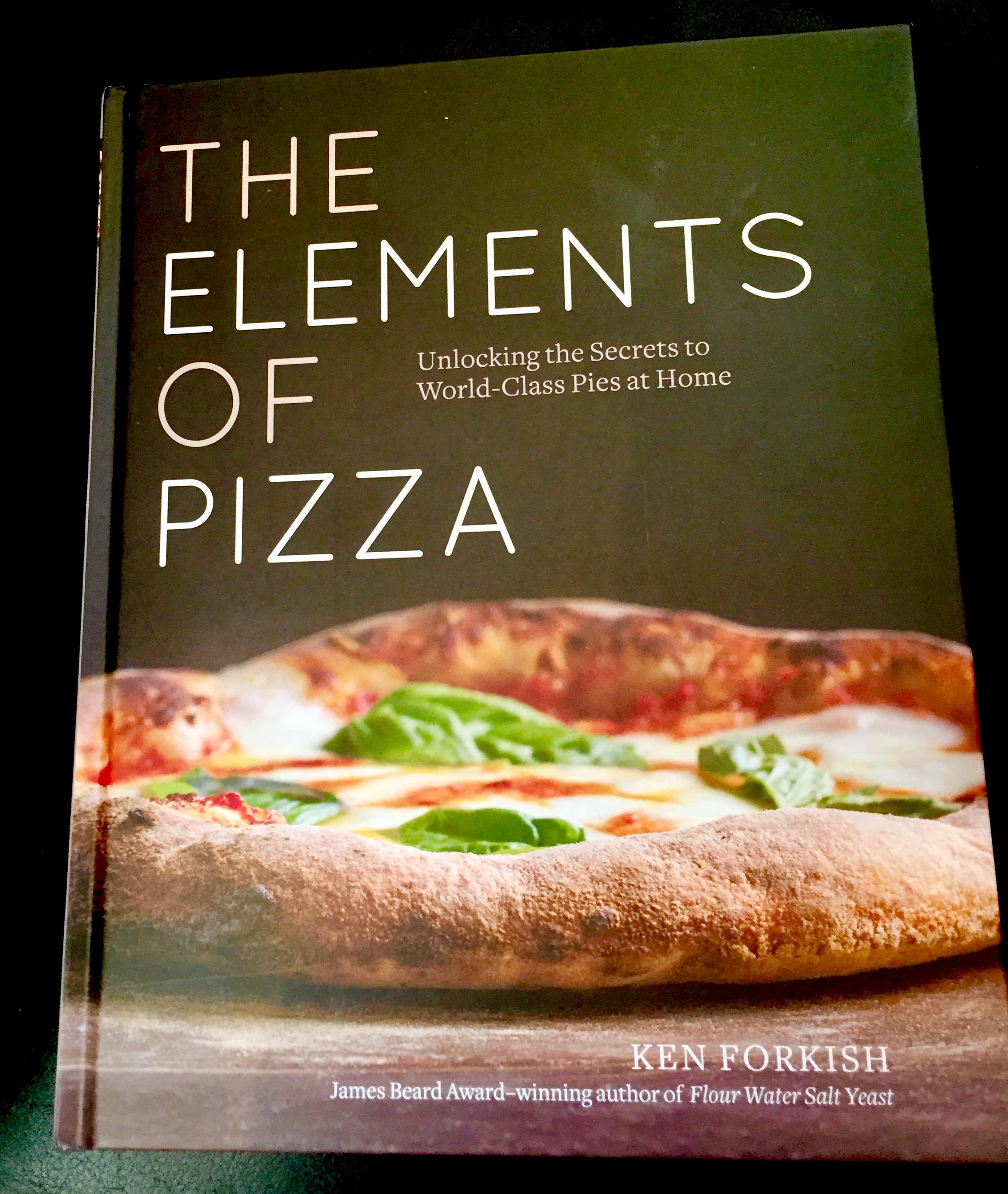 Pizza Cookbook Book Recipe
