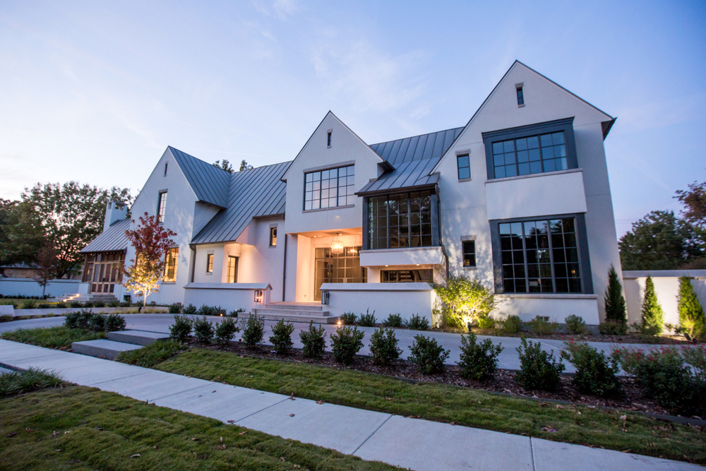 Texas Arts & Crafts Home by Stephen B. Chambers Architects, Inc.