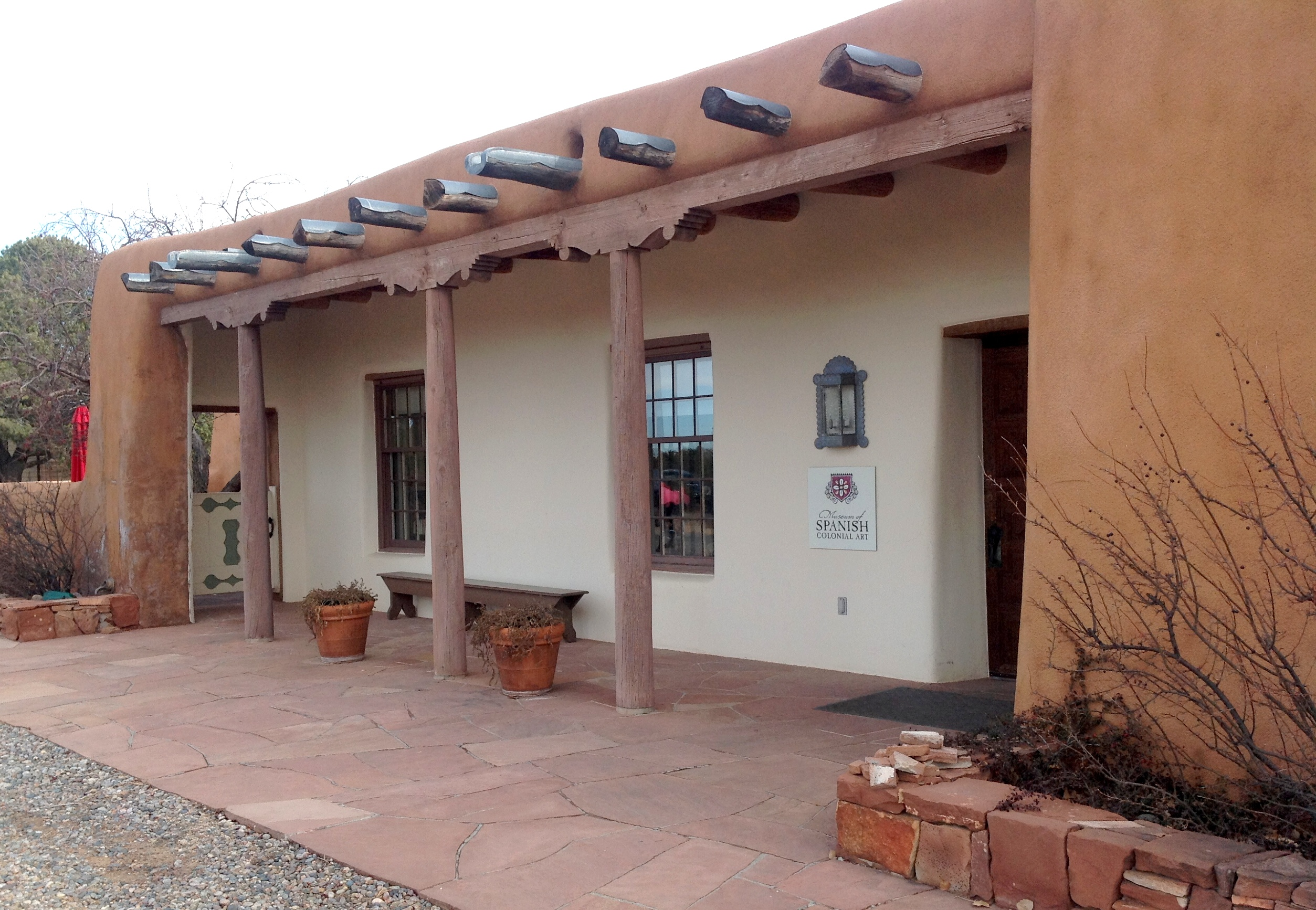Spanish Colonial Architecture In New Mexico Stephen B