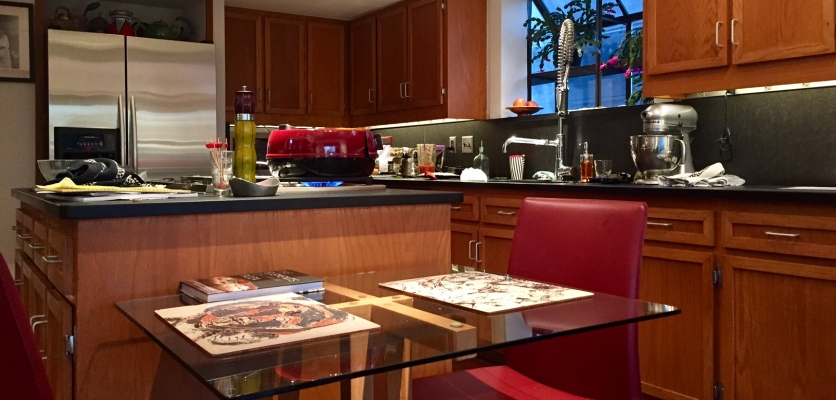 The U0027Lived Inu0027 Kitchen