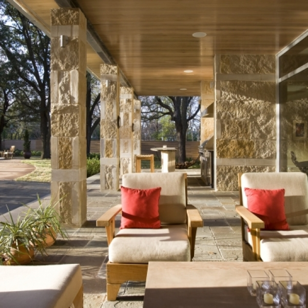 Modern Stone Home, Oklahoma Home Designers, Oklahoma Home Architect, Texas Home  Designers,