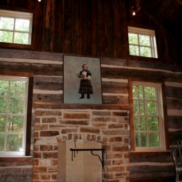 An Update On My Log Cabin Renovation: Historic Dogtrot Log Home By Stephen B. Chambers Architects