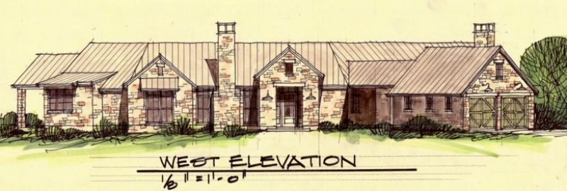 Dallas, Texas Vineyard Architect Architecture Home House