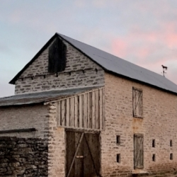Stone Barn Historic Teaxs Ranch Home Stone Farmhouse Farm House Ideas