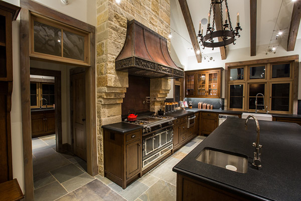 Rusitc Country Home Style. Rusitc Country Home Design. Texas Kitchen, Dallas Texas Architecture Architect Home House Design Designer Firm Firms Company