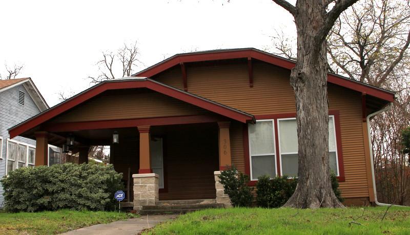 Texas architect. Oklahoma architect.