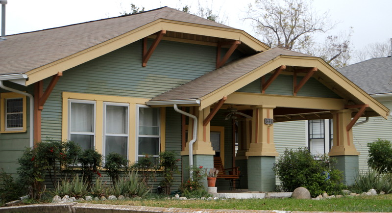 Oklahoma architect. Texas architect.