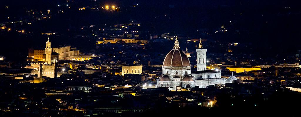 Brunelleschi's Dome at the Basilica de Santa Maria del Fiore