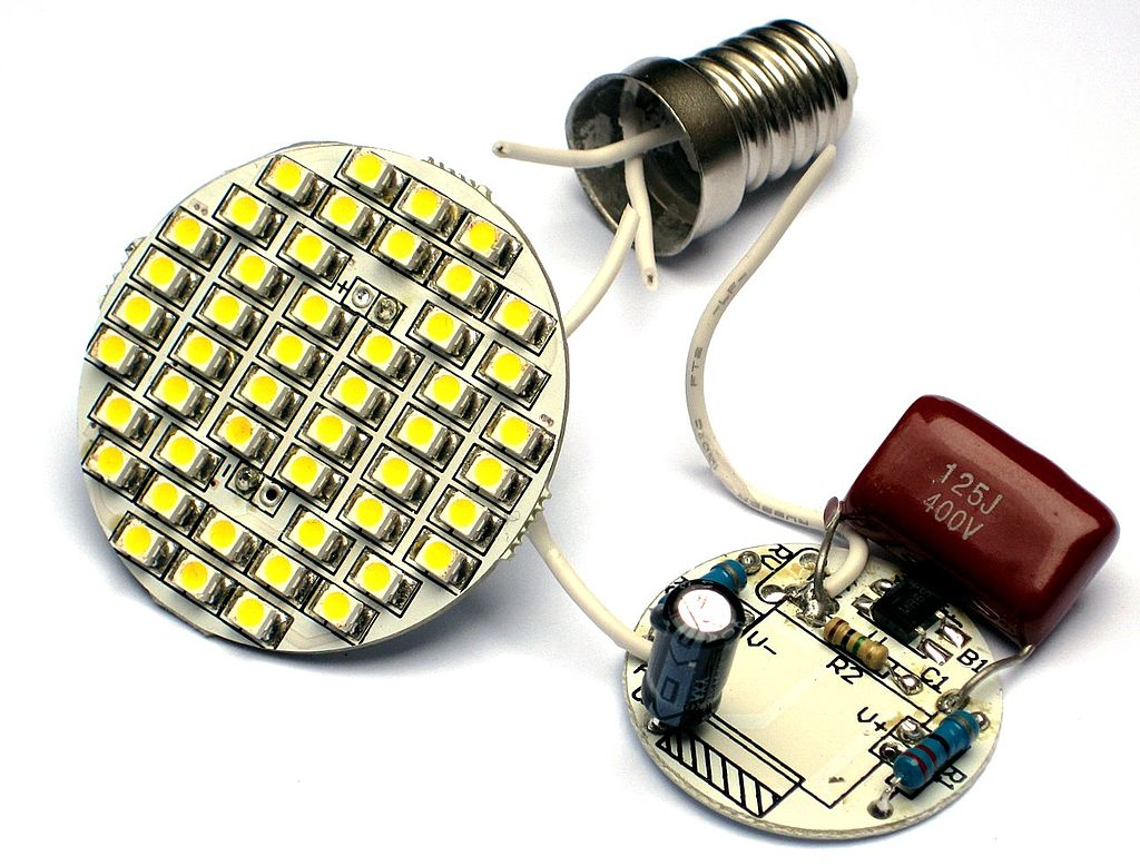 LED Lighting lights Technology