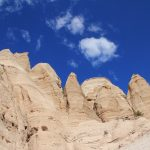 Chambers Architects: Hiking In Kasha-Katuwe Tent Rocks National Monument