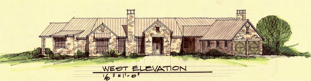 Texas and Oklahoma Registered Architect.