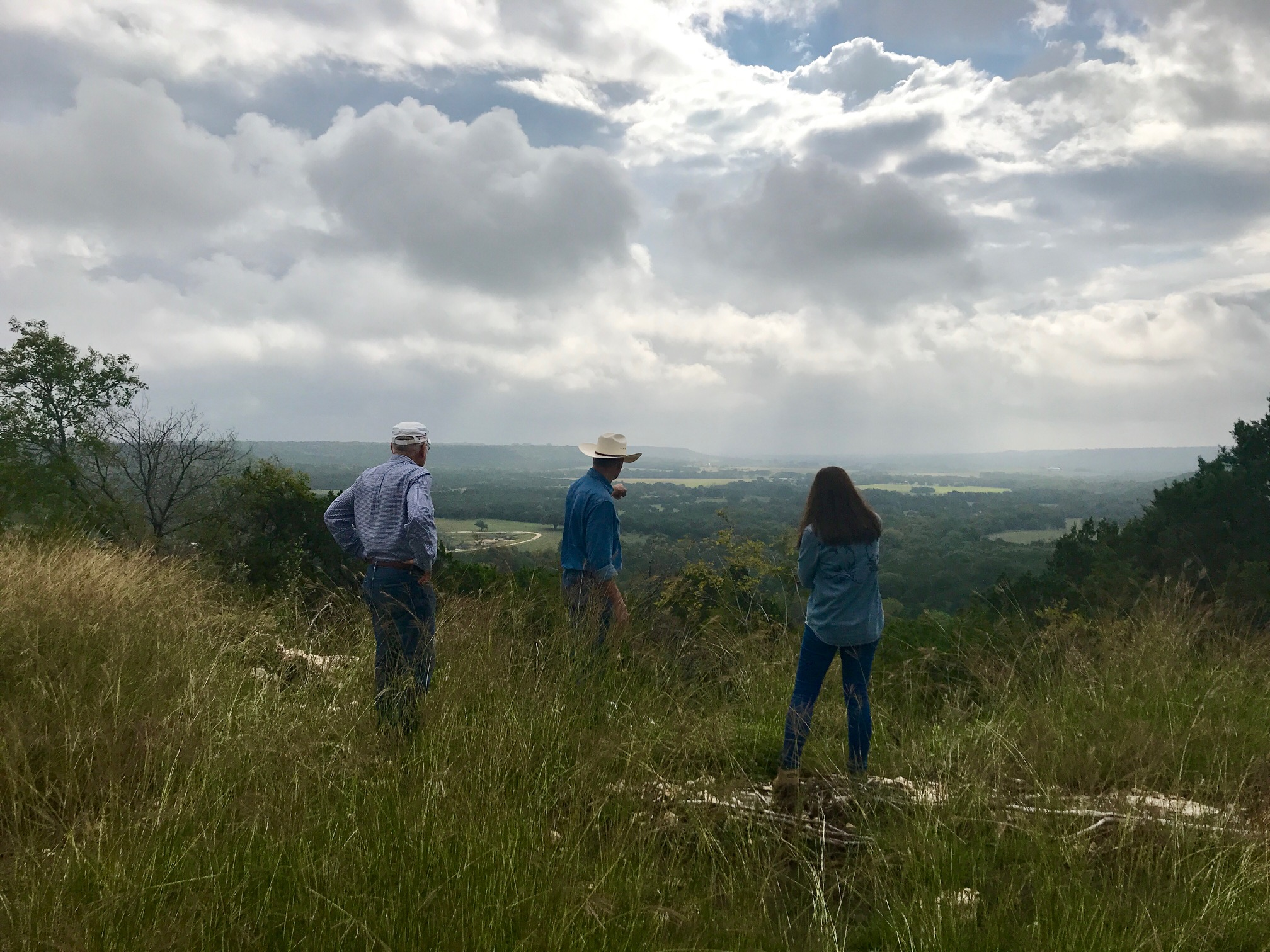 Bosque County Hill Country Site