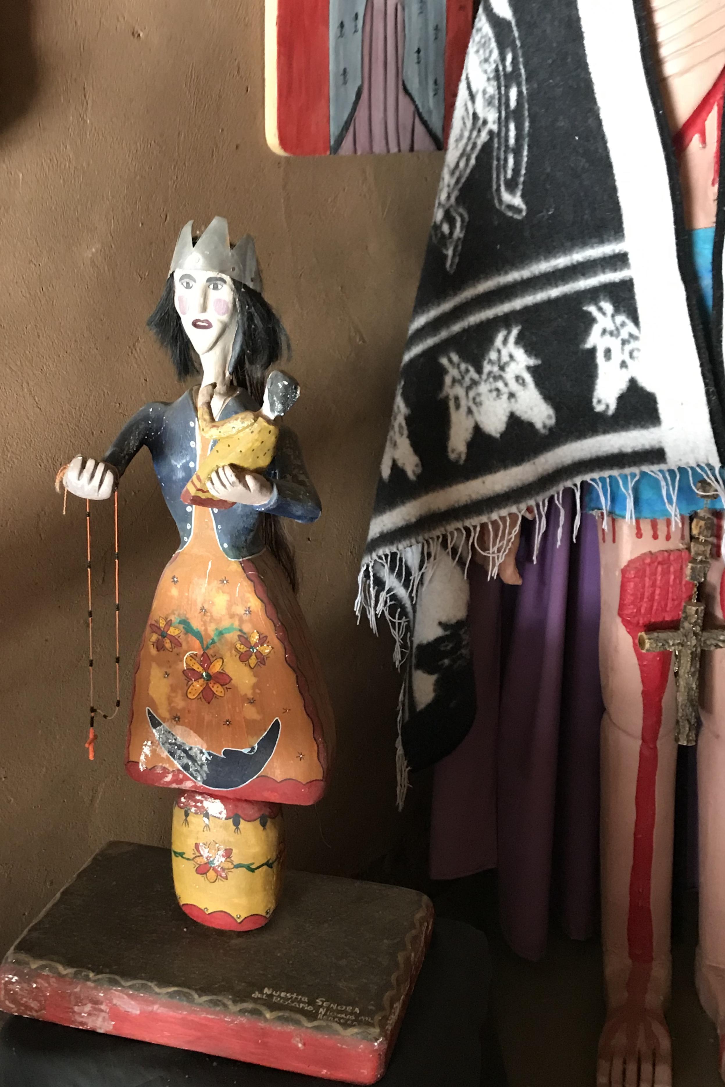 New Mexico Art, New Mexican Bultos, New Mexican Retablos, New Mexican Santos, New Mexican Santero