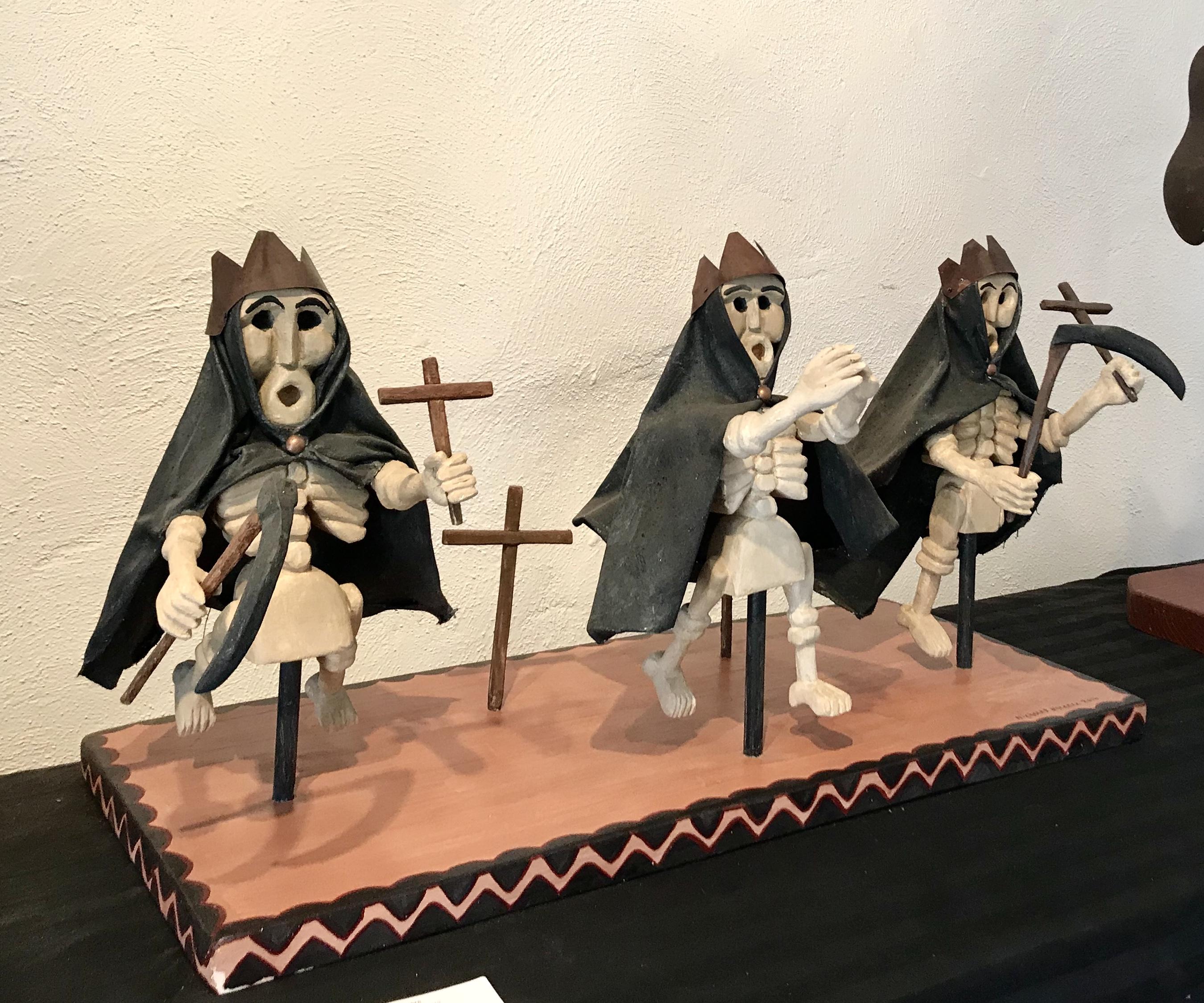 New Mexican Bultos, New Mexican Retablos, New Mexican Santos, New Mexican Santero
