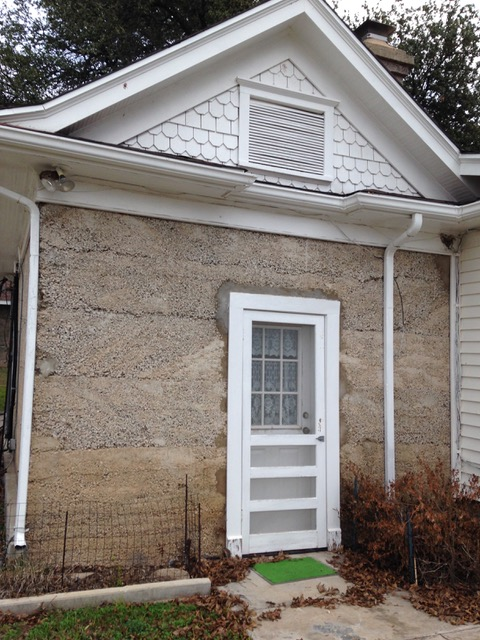 Historic Texas Concrete Home
