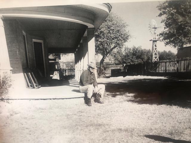 Historic Texas Windmill, Sonora Historic Ranch Home, West Texas Historic Ranch Architect, West Texas Ranch Restoration, Historic Restoration Architect, Pecos Trail Historic Ranch Home, Hill Country Ranch Restoration, Texas Ranch Architects, Historic Texas Windmill, Chambers Architects, Dallas Architect, Sutton County Texas Ranch Barn