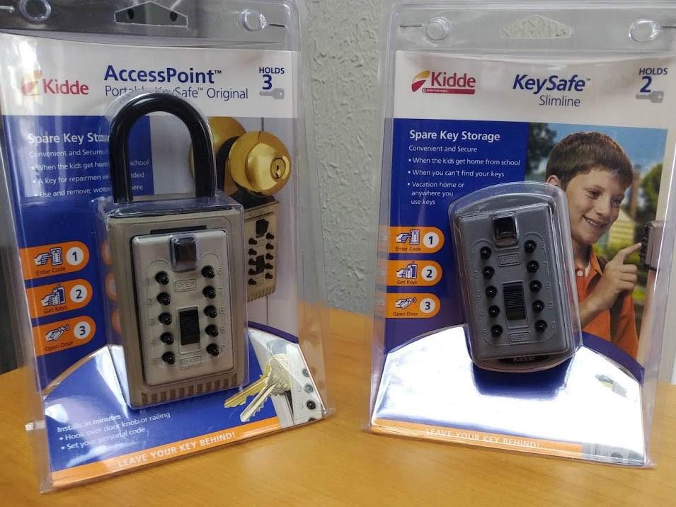Key-Safes, Bee's-keys