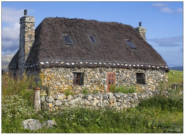 Scotland Stone Croft House