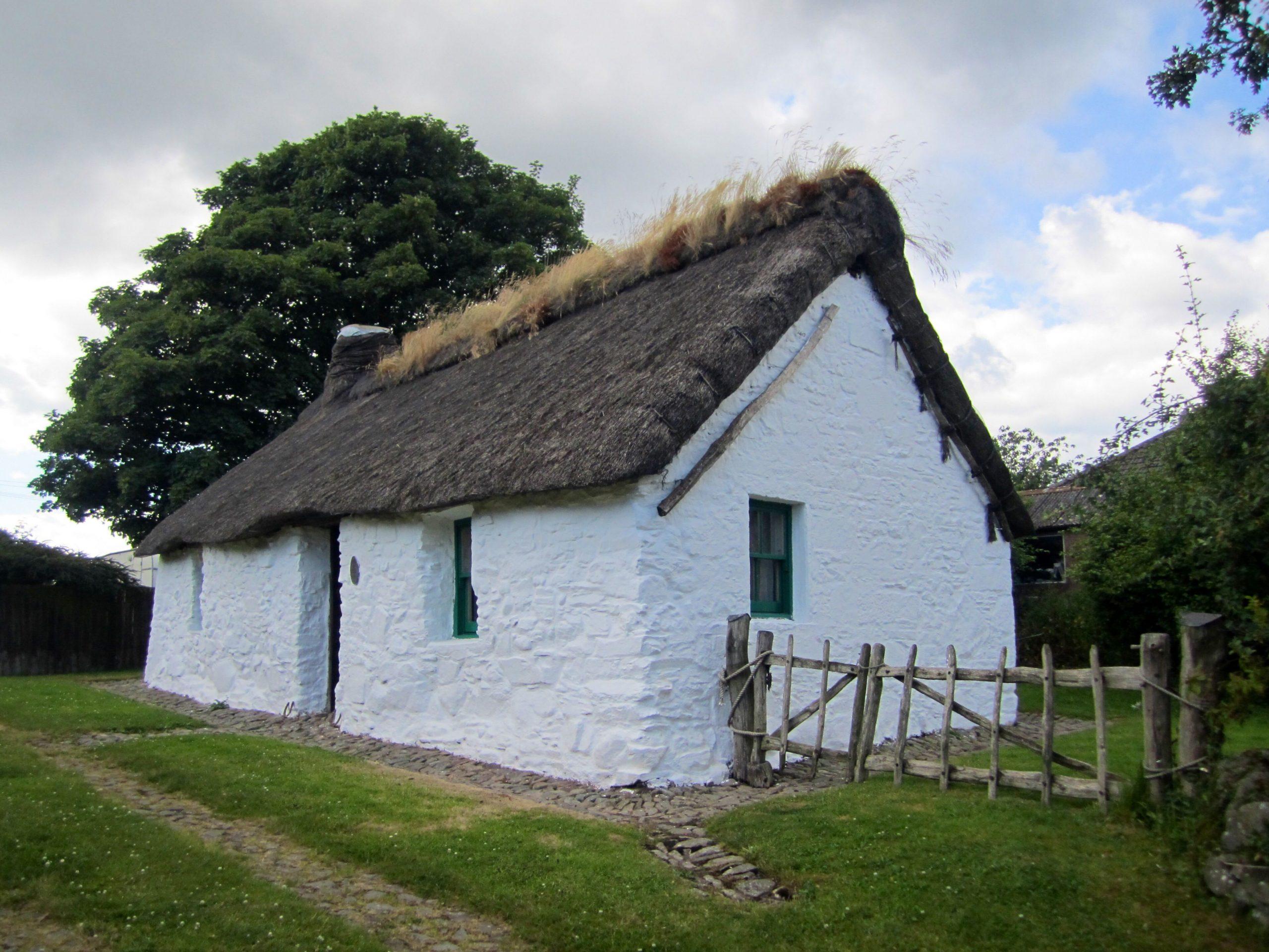 Scotland Stone House