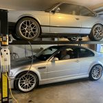 Space Savers: Stacking Car Lifts for the Home Garage
