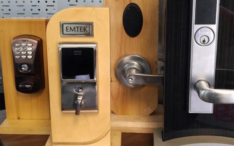 Security-Gates, Bee's-keys
