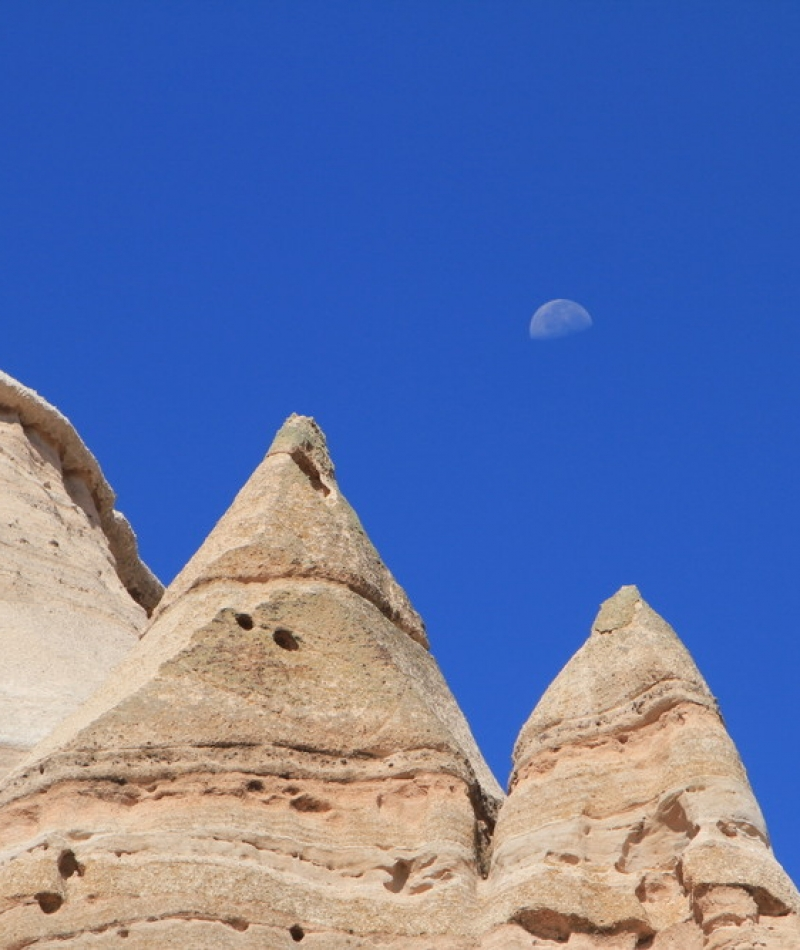 Moon Vacation Destination New Mexico State National Park Parks Canyons Texas Oklahoma Architect