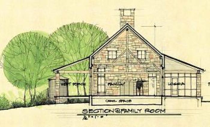 Texas, Colorado, Oklahoma Residential Architect. Home, House, Cabin, Log Cabin.